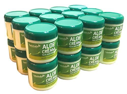 Tabaiba Crème visage et corps Aloe Vera 300ml x 24 unités