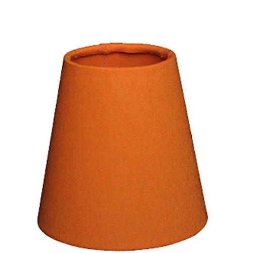 Lampenschirm Aufstecker Orange 11-7-11