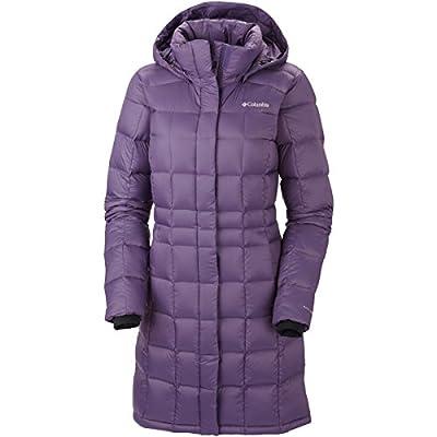 Columbia Sportswear Women's Hexbreaker Long Down Jacket