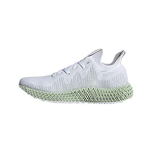adidas Alphaedge 4d WC, Zapatillas de Entrenamiento Hombre, Blanco (Ftwwht/Gretwo/Lingrn Ftwwht/Gretwo/Lingrn), 47 1/3 EU