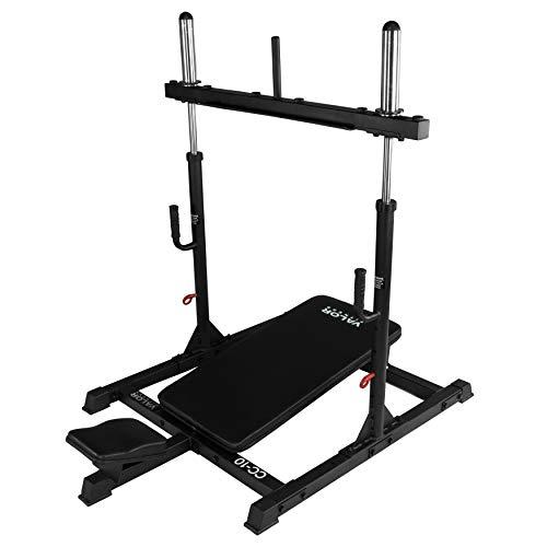 Valor fitness cc-10 home gym vertical leg press machine image