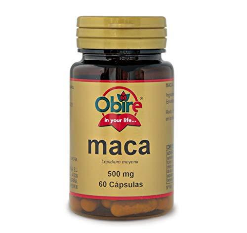 Maca 500 mg. 60 capsule