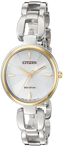 Citizen Women's 'Eco-Drive L' Quartz...
