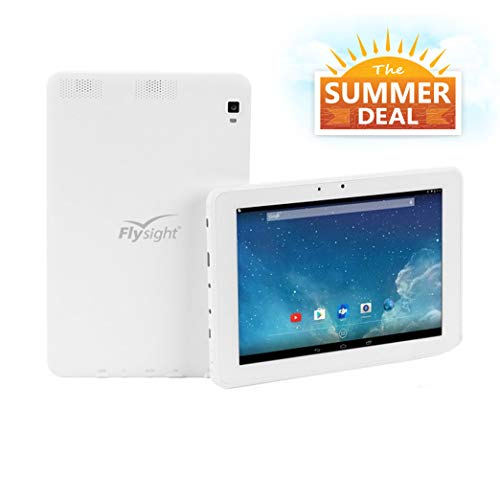 Flysight Android Tablet PC Monitores LCD Pantalla HD Monitor-Mini Pantalla táctil WiFi para niños de 9 pulgadas con pantalla multifunción con HDMI y entrada y salida AV