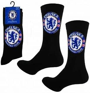 Chelsea FC Football Crest Socks