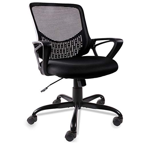 SMUGDESK Office Chair, Large, Black