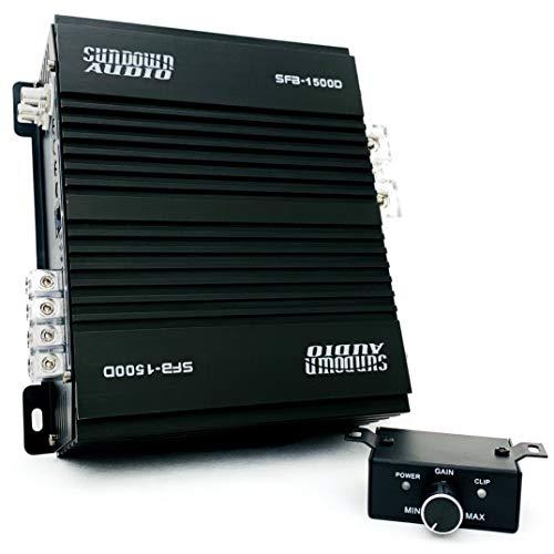 SFB-1500D - Sundown Audio Monoblock 1750w RMS Amplifier