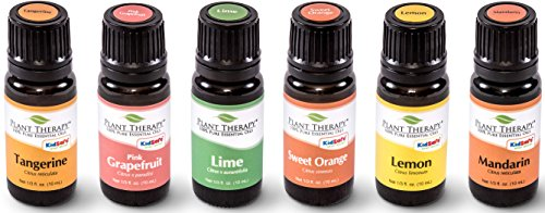 Plant Therapy Essential Oils Fruits Set for Spring