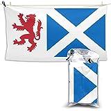 YUYUTE Toalla de baño, Beach Towels Scotland Flag Hand Towel Sheets Bath Linen Fast Dry Blanket Hiking Travel Large Pool Swimsuits Covers Popular Bathroom Washcloths Yoga Mat for Foot