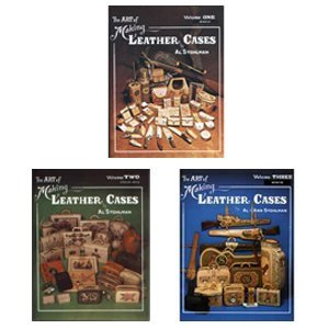 The Art of Making Leather Cases - 3 Volume Set