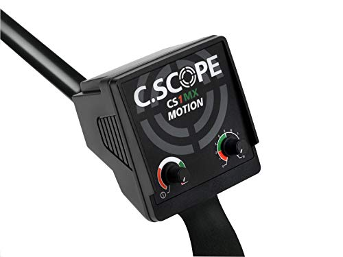 C.Scope CS1MX Metalldetektor