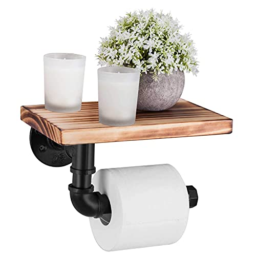 Top 10 best selling list for amazon wood toilet paper holder