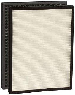 Nispira True HEPA Replacement Filter + Activated Carbon Pre Filter Compatible Alexapure Breeze Air Purifier 3049, 1 Set