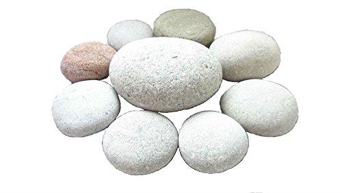 Zenstones1 kg pour peindre, DIY pierres, Mandala pierres décoratifs, mer pierres