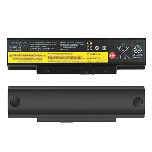BatteryMon 76+ Battery 4X50G59217 45N1761 45N1762 for Lenovo ThinkPad E565 E560 E555 E550 E550c Notebook