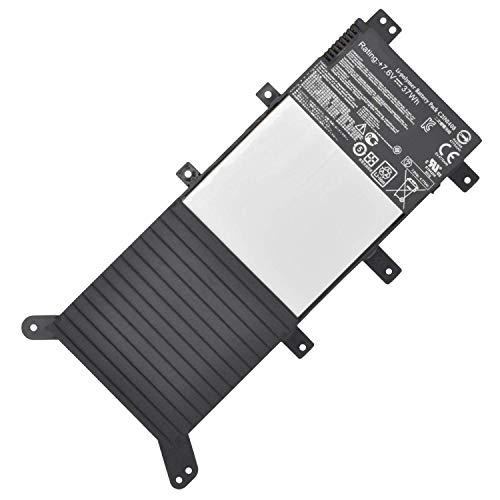 Hubei C21N1408 batería del Ordenador portátil para ASUS VivoBook 4000 C21N1408 MX555 X555LN Tablet(7.5V 37Wh)
