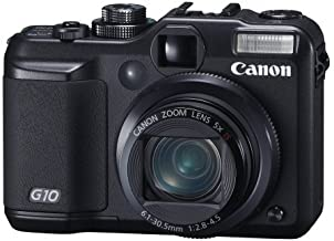 canon g10 support