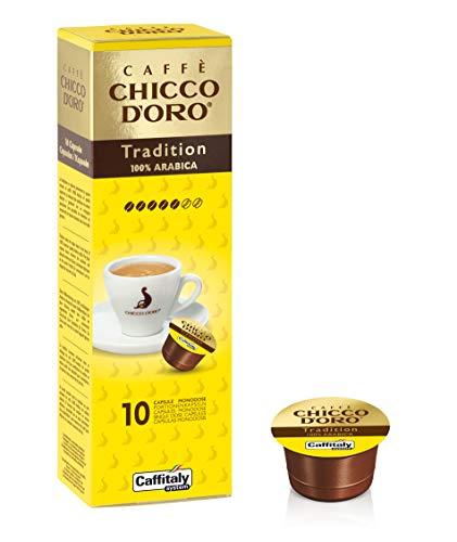 50 Capsule Caffè Tradition Chicco d'Oro - Caffitaly
