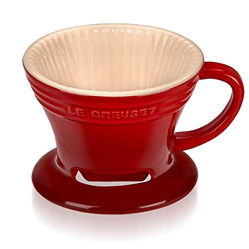 Le Creuset Kaffeefilter 300 ml Steinzeug...