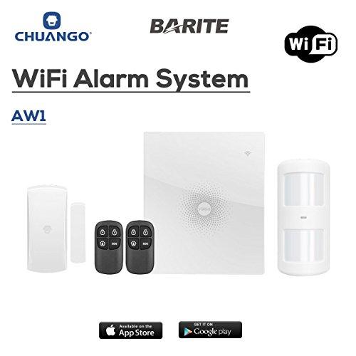 Smanos draadloos alarmsysteem aw1