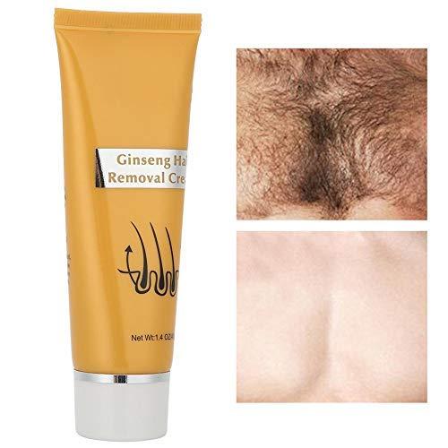 Hair Removal Cream, Painless Gentle Body Depilatory Cream for Armpit Arm Leg 40g