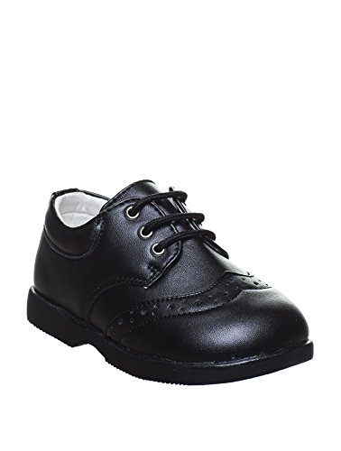 Paisley of London - brogue sintético niño