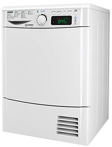 Indesit EDPE G45 A1 ECO (IT) Libera installazione Caricamento frontale 8 kg A+ Bianco - Asciugatrice...