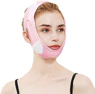 Face-Lift Ademend V Gezicht Wang Lift Up Band Gezicht Dunne Masker Verminderen Dubbele Kin V-Lijn Vormen Bandage Anti Rimp...