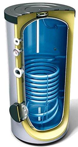 Warmwasserspeicher, Standspeicher, Elektrospeicher mit 1 oder 2 Wärmetauscher Energieeffizienzklasse A B oder C in den Größen 160 200 300 400 500 800 1000 L Liter