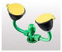 ラボと産業用のダブルスプレー調整可能な水の流れの緊急眼球駅デスクトップのシャワーが簡単 127