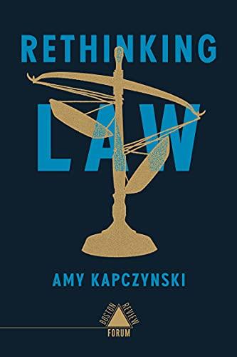 Rethinking Law (Boston Review / Forum) (English Edition)
