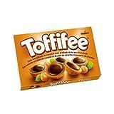 Toffifee Whole Hazelnut in Nougat Cream Filled Caramell ( 125 G / 12 Pcs )