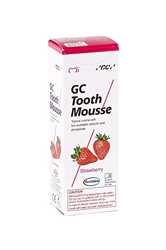 GC Tooth Mousse Strawberry Flavor
