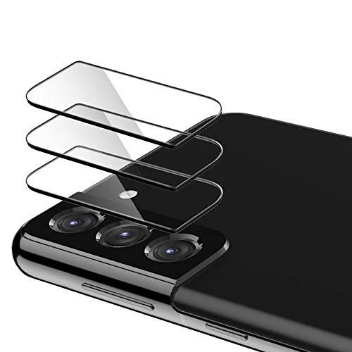 EGV Compatibile con Samsung Galaxy S21 Plus Pellicola Fotocamera,3 Pack Vetro Temperato