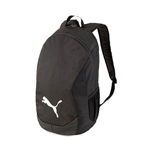 PUMA teamFINAL 21 Backpack Mochilla, Unisex-Adult, Black, OSFA