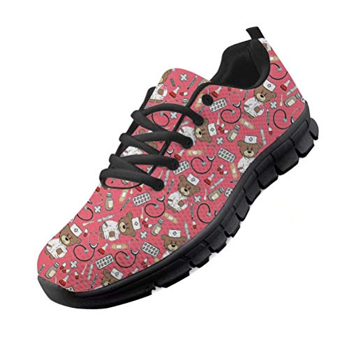 chaqlin Zapatillas de Deporte Zapatillas de Malla para Hombre Zapatillas de Deporte Fitness Gym Deportes Caminar Zapatillas de Viaje Transpirables Galaxy Designer