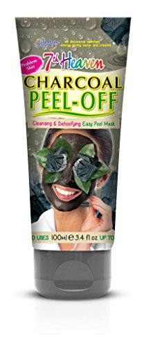 7th Heaven Montagne Jeunesse Charcoal Peel Off Mask, 100 ml