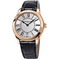 Frederique Constant Classics Quartz Silver Dial Ladies Watch