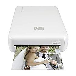top rated Kodak Mini 2 HD Wireless Portable Mobile Instant Photo Printer, Print Social Media Photos,… 2021