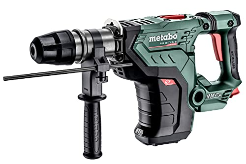 Metabo 600752840 KHA 18 LTX BL 40 - Martillo con batería, Multicolor