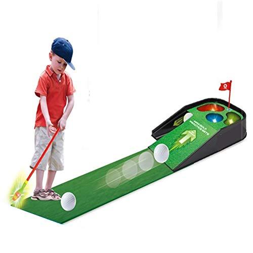 ZPL De Lujo Niños Juguetes Golf Club Juguete Sonido Y Ligero Música Al Aire Libre Interior Cerebro Juego Adecuado para Niños Encima 3 Años Antiguo