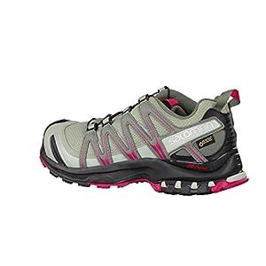 Salomon Women's XA Pro 3D GORE-TEX Trail Running Shoes, Shadow, 6.5 M US