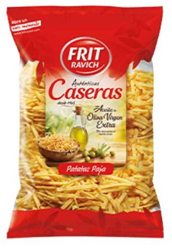 Patatas Fritas Paja Casera - 500 g
