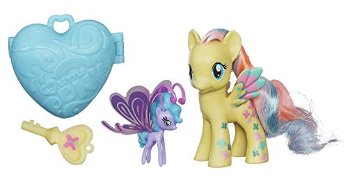 My Little Pony Rainbow Power - Fluttershy & Sea Breezie [UK Import]