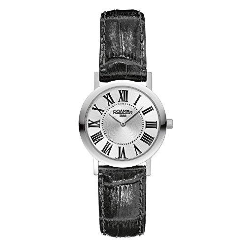 Roamer Classic 9348574111SE - Reloj de pulsera para mujer