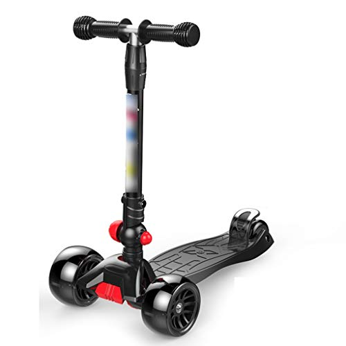 Find Bargain Kick Scooters Scooter Baby one-Foot Scooter Men and Women Children yo-yo Slipper Childr...