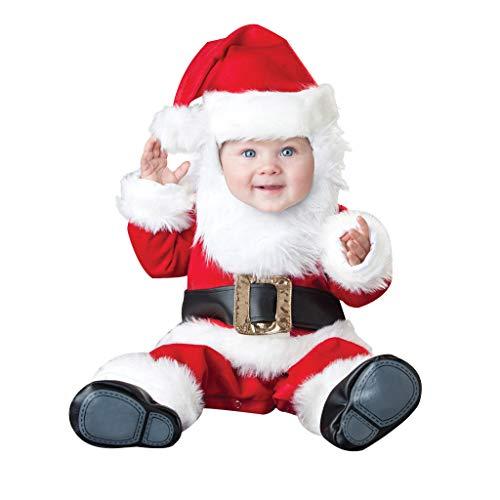 YWLINK Conjunto De Navidad Bebé NiñAs NiñOs Juego De Roles Papá Noel...