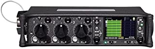 Sound Devices 633 Compact 6-Input Field Mixer with Integrated 10-Track Digital Recorder and Time Code