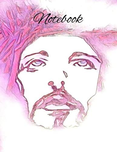 Notebook and Journal (Premium Jesus Christ, Christian, Catholic Art vol. 4): Journal for Work, Home, Bible Studies, Prayer Meetings, Daily Devotion ... With Beautiful Artwork By Artist Rhys Horler)