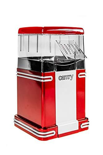 camry Popcorn-Maker, Rot, mehrfarbig, Einheitsgröße
